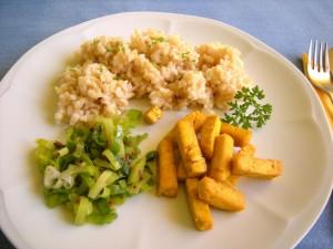 DSCN7145 Reis Tofu Lauch heller 8x6